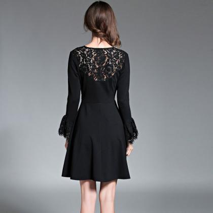 Europe luxury fashion women's lace ..